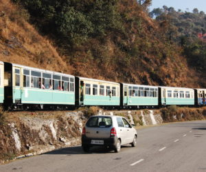 Route to Shimla