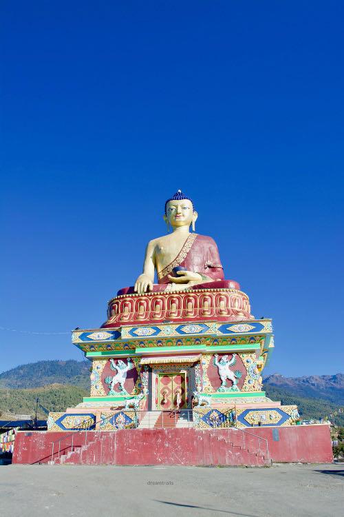 Buddha Park, Tawang, Arunachal Pradesh