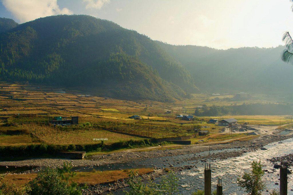 Hot Water Springs, Dirang, Arunachal Pradesh