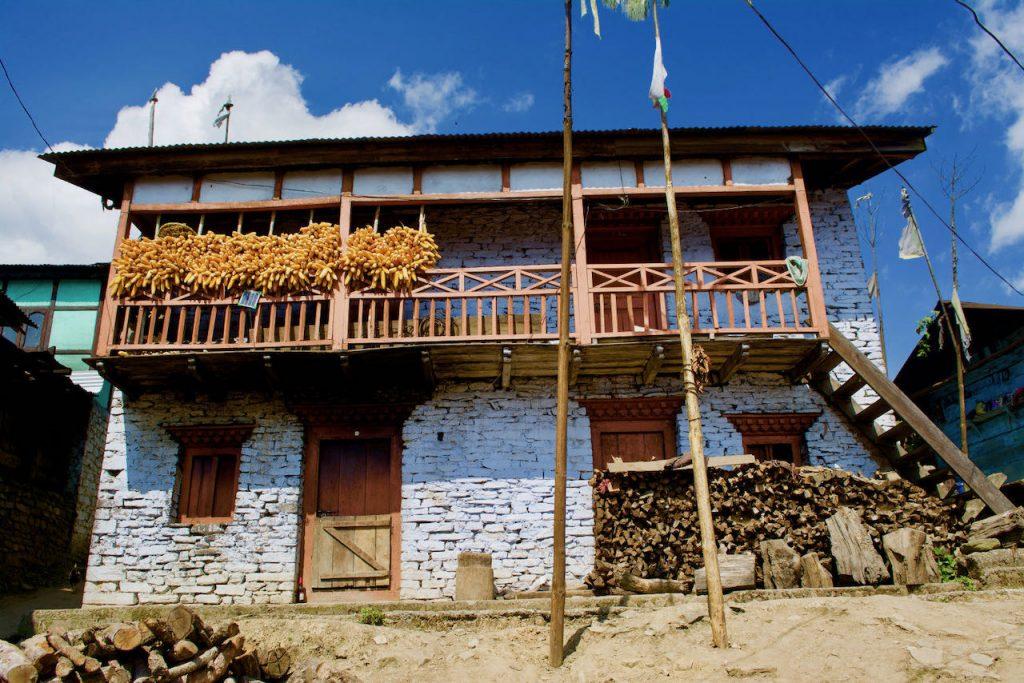 Thembang Heritage Village, Arunachal Pradesh