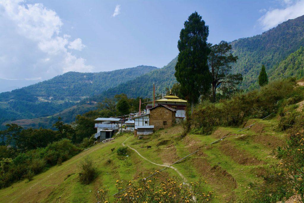 Namshu Monastery, Dirang, Arunchal Pradesh