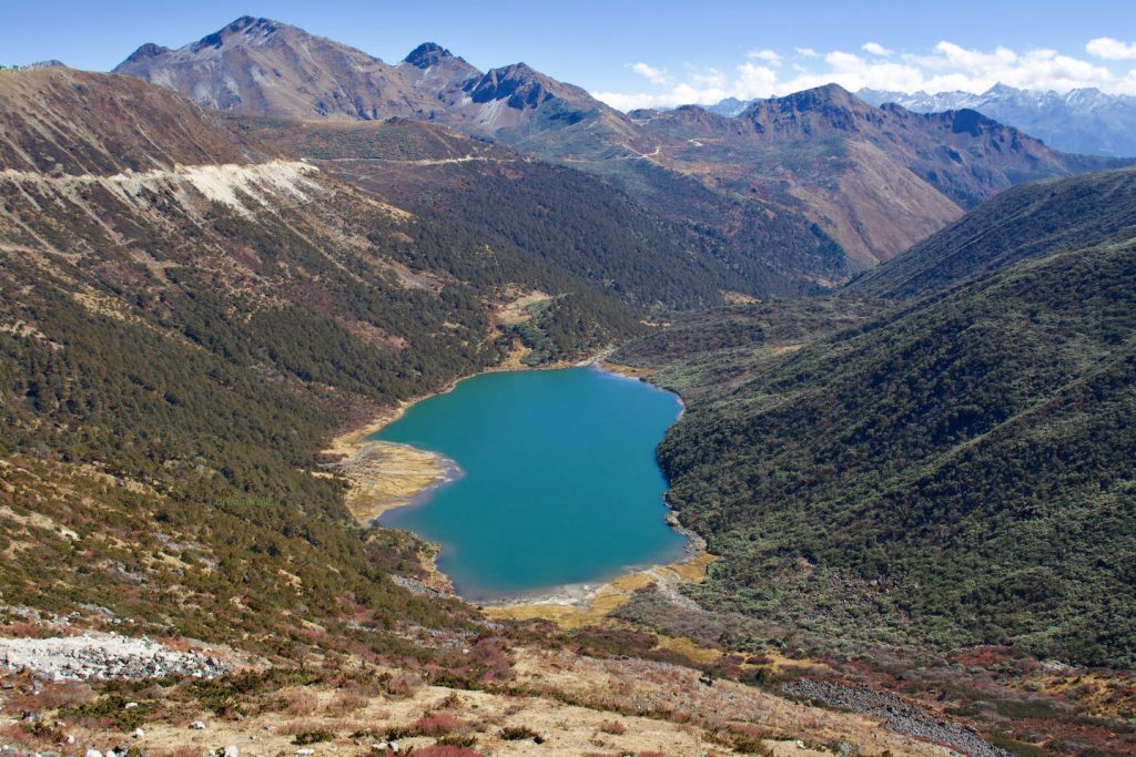 High Altitude Lake, Bum La Pass, Tawang, Arunachal Pradesh