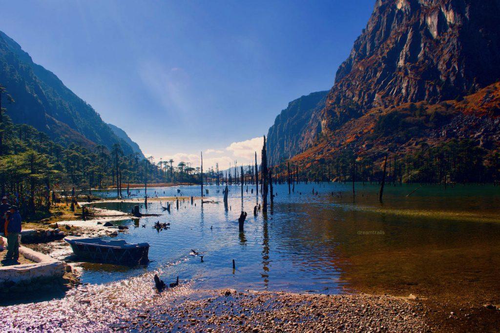 Madhuri Lake, Tawang, Arunachal Pradesh