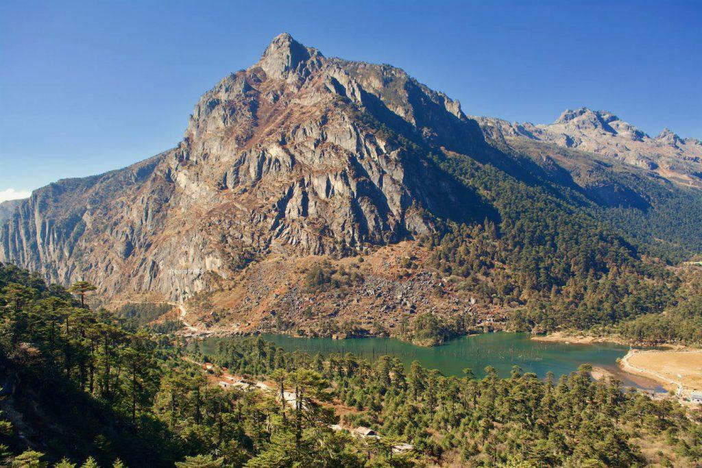 Shungatser Lake, Tawang, Arunachal Pradesh