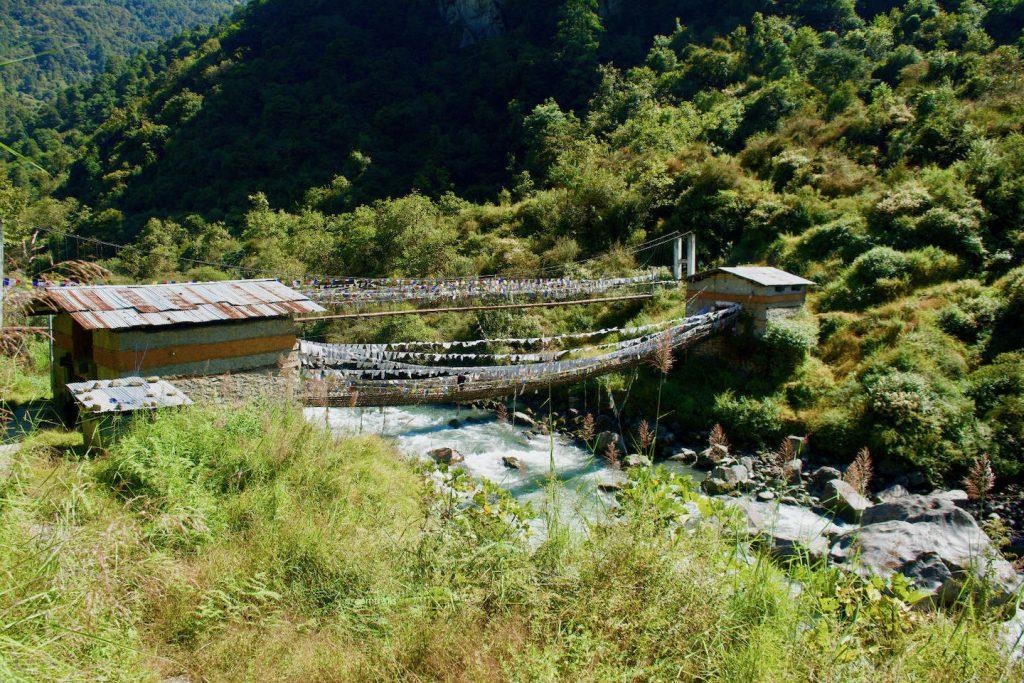 Chaksum Bridge, Tawang, Arunachal Pradesh