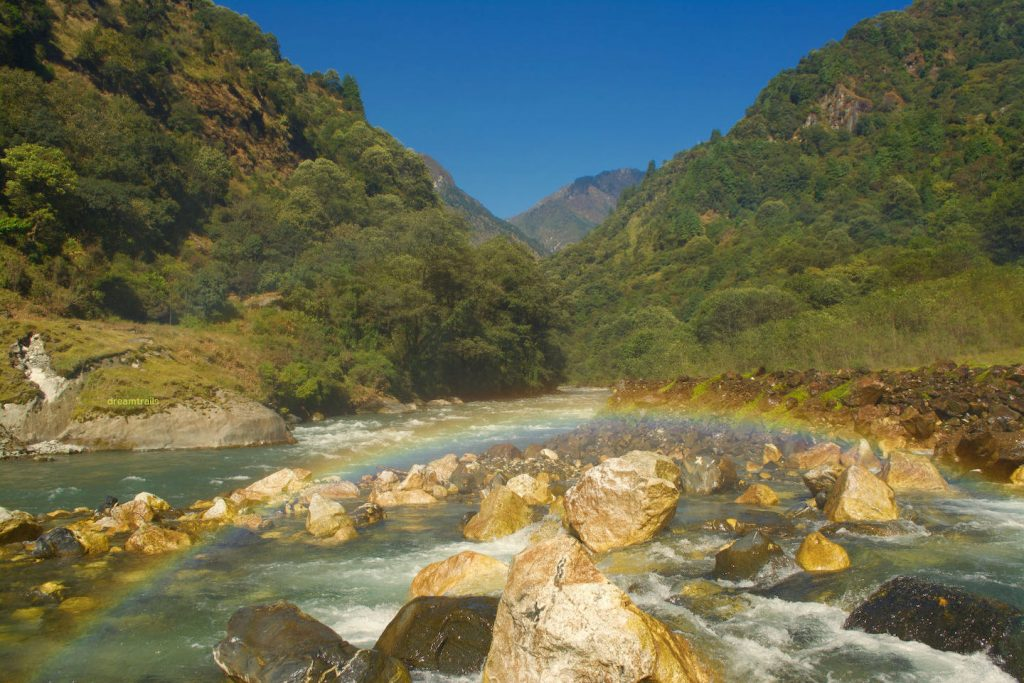 Nuranang Waterfalls, Tawang, Arunachal Pradesh